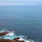 La costa de la Magdalena es hoy azul turquesa