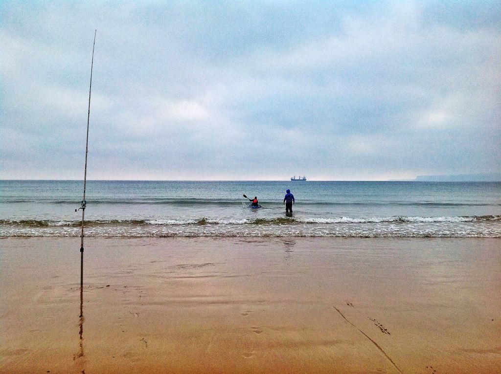 pesca-tierra-canoa-sardinero-santander