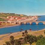 San Vicente de la Barquera en los años 60