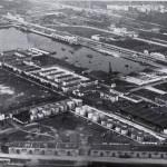 El Barrio Pesquero cuando Marqués de la Hermida y la calle Castilla no existían