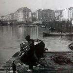Puertochico en sus tiempos de puerto pesquero