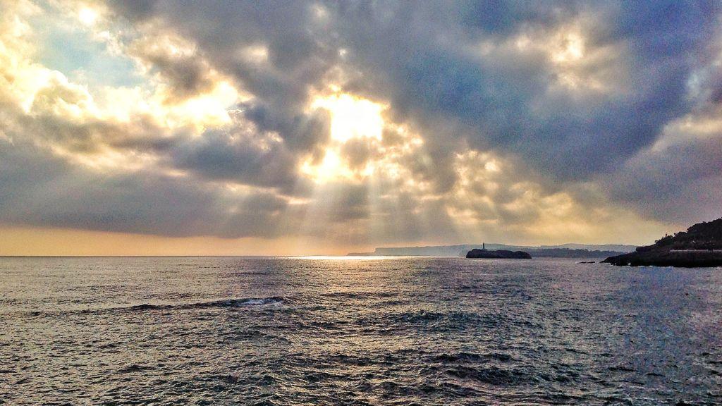polvo-luz-isla-mouro-sardinero