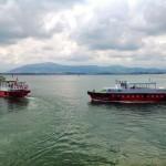 Tráfico en la bahía