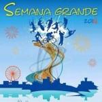 Toda la programación de la Semana Grande de Santander 2014