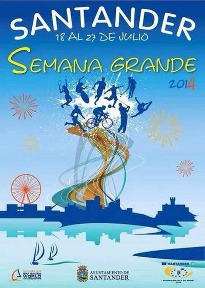 cartel_semana_grande_santander_2014