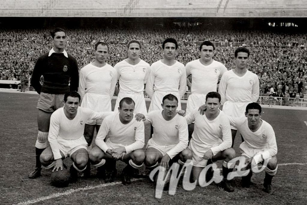 di-stefano-debut-real-madrid-racing-1953