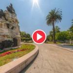 Los antiguos Jardines de Pereda en 360 grados