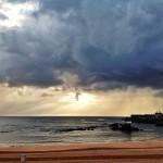 Día de playas desiertas