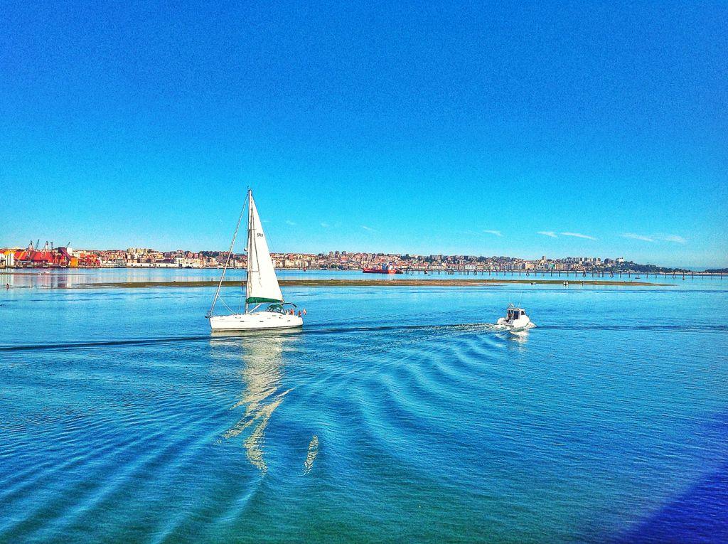 azules-santander-navegar