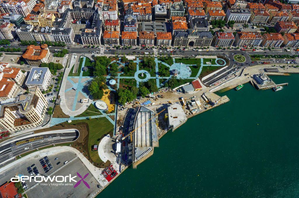 inauguracion-jardines-pereda-santander-aeroworks