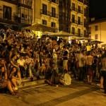 Sábado de luna llena en Cañadío