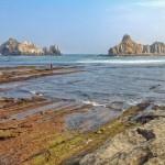 De pesca en el gran escenario de Cerrias y Portio
