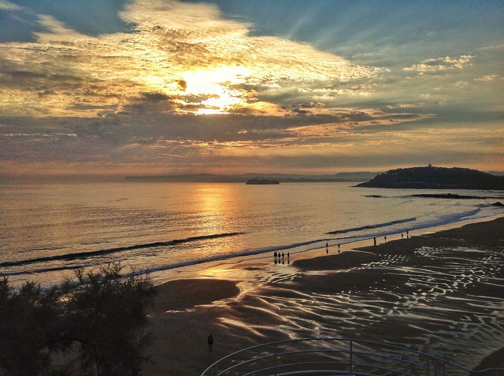 cielo-santander-sardinero-amanecer