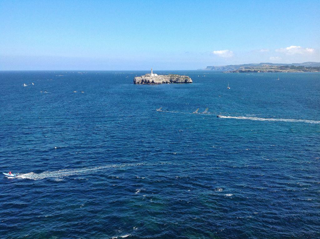 isla-mouro-entreno-mundial-vela-santander-2014