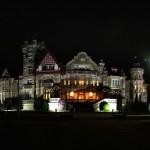 Palacio de la Magdalena. Nocturno