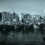 Santander cuando Puertochico era puerto pesquero