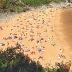 Mataleñas. Día de playa