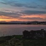 Sale el sol y lo vemos desde Cabo Menor