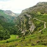 Carreterucas de Cantabria. Collados del Asón