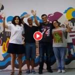 'Cantabria Buena Gente', un mural con la historia de la región