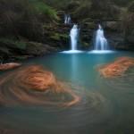 ¿Conocéis las cascadas de Lamiña en Cabuérniga? Son de una belleza…