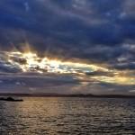 Un claro entre las tenebrosas nubes