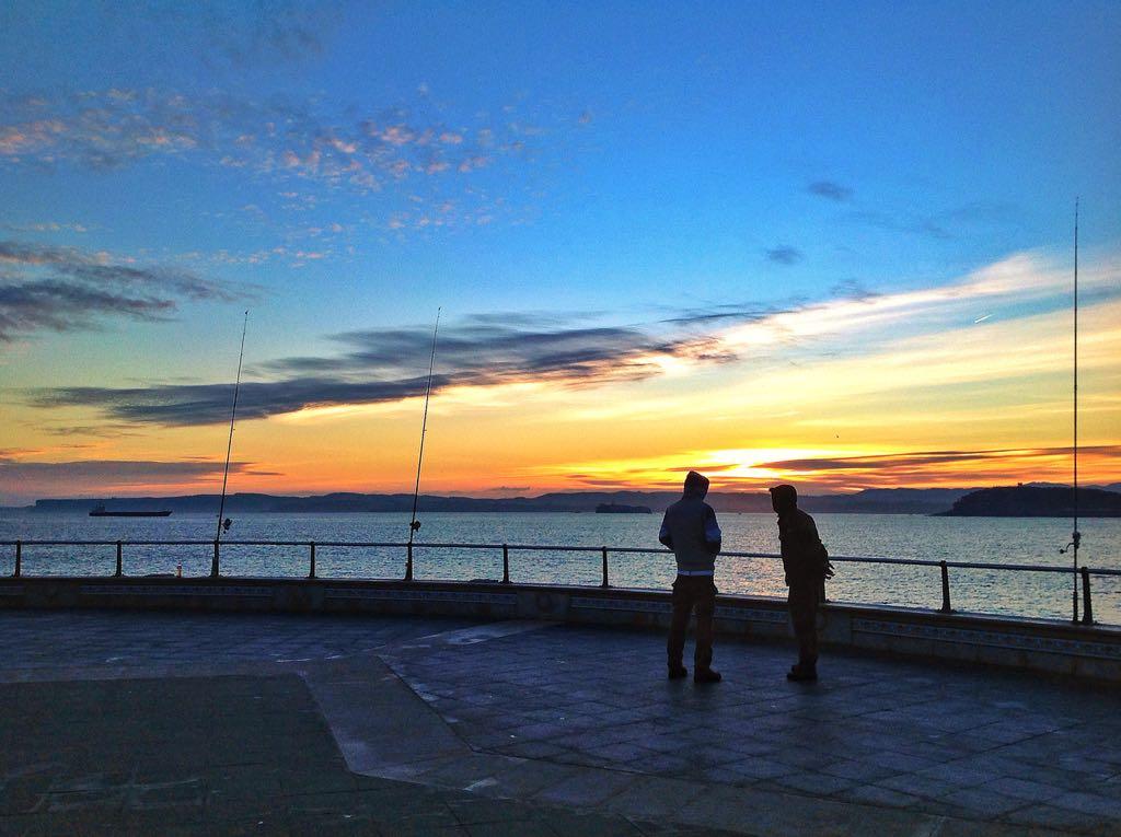 charla-pesca-amanecer-sardinero-santander