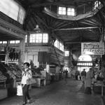 El Mercado del Este cuando era de abastos