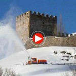 Una semana en la nieve. Carreteras de Cantabria