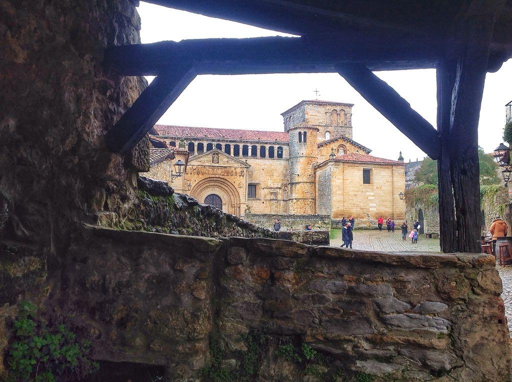 colegiata-santillana-cantabria