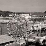 La Feria de Santiago cuando se celebraba en la playa del Camello