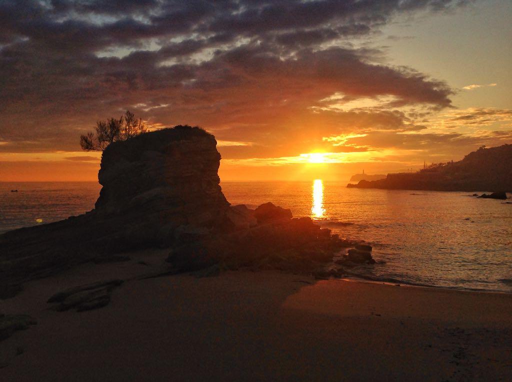 poderoso-amanecer-santander