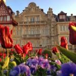 Primavera en Palacio