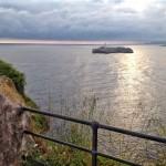 Isla de Mouro. Brilla la mar
