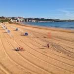 Cuando la playa es para ti solo