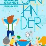 Toda la programación de la Semana Grande de Santander 2015
