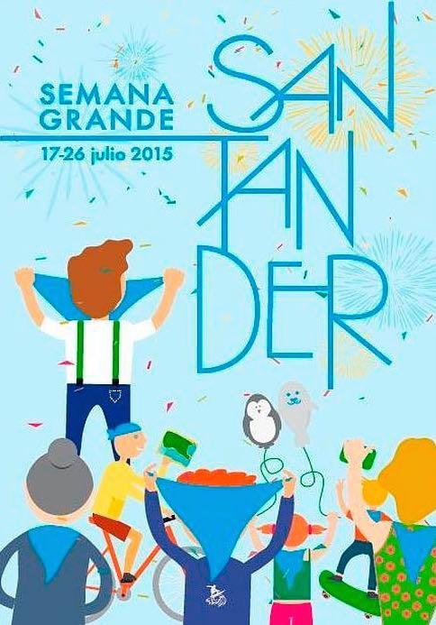 cartel-semana-grande-santander-2015
