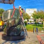 Esculturas de Henry Moore toman Santander