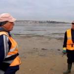 Pedreñeras, las mariscadoras de la bahia de Santander