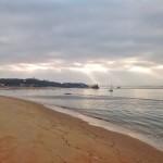 Estrenamos julio junto a la bahía de Santander. En pocos sitios se está mejor