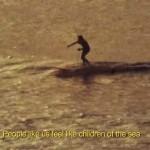 La primera ola se surfeó en El Sardinero. Los pioneros del surf. Ahí está el gran Fiochi