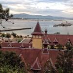 Caballerizas, isla de la Torre, el Puntal, Peña Cabarga