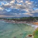 Cabo Menor. Dos miradas. A la salida del sol