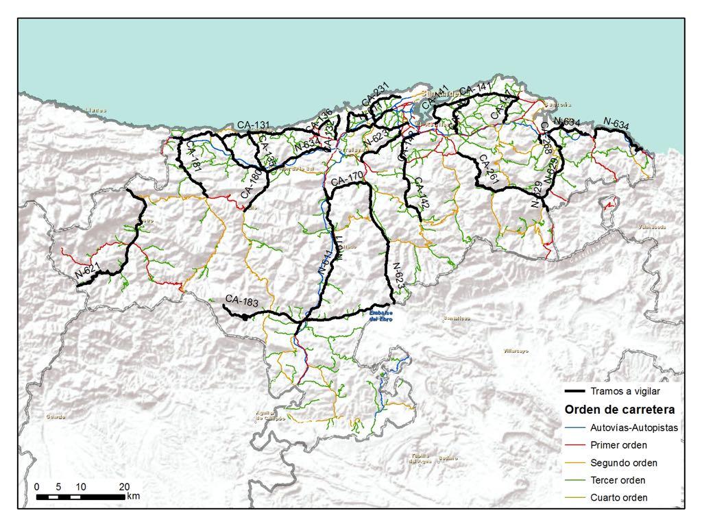 Cantabria-radares