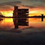 Cómo nos gustan los amaneceres de sur. ¡Qué gran comienzo de viernes!