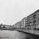 ¿Hasta dónde llegaba la bahía de Santander en 1881?