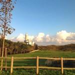 Nubarrones desde tres puntos de Santander