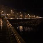 Running nocturno por Puertochico. Salir de casa antes de que salga el sol y con lluvia