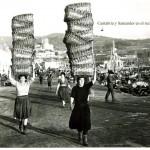 Las panchoneras de Laredo. ¿Qué recuerdos tenéis de ellas?