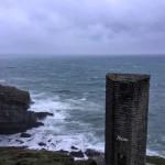 Pausa. Día de temporal en Santander